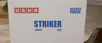 Usha Striker Air Cooler TVC