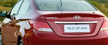 Hyundai The 2014 Fluidic Verna