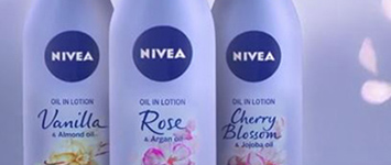 Nivea Body Milk Senses TVC