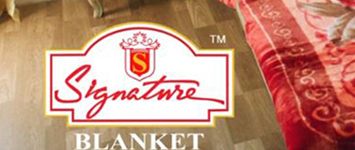 Signature Blanket TVC